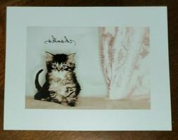 American Greetings Designers Collection blank notecard, cute